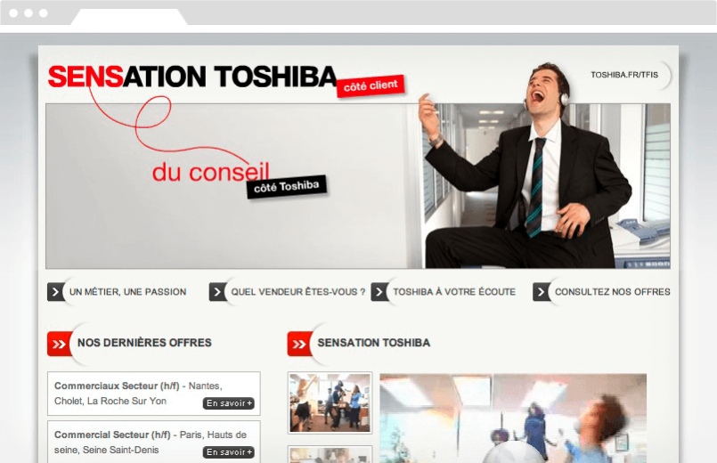 Agence-DND-Creation-Site-Corporate-Toshiba
