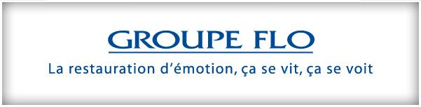 Création DnD site internet RH Groupe Flo Recrute