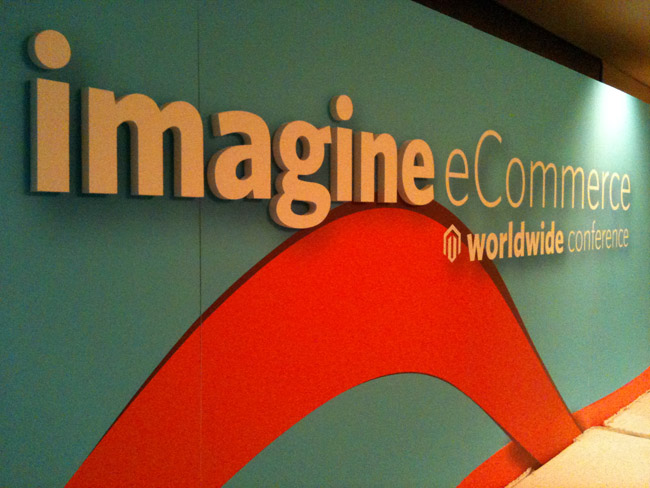 Imagine eCommerce Magento Worldwide Conference