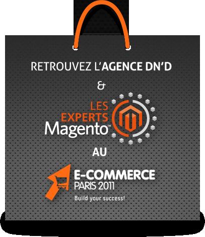L'Agence Dn'D au salon e-commerce 2011