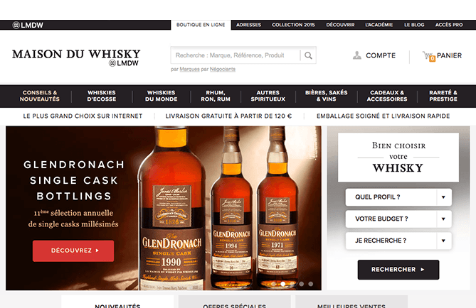 Agence-DND-Creation-Feature-Site-ECommerce-Maison-du-Whisky