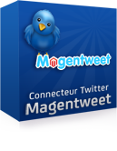 Widget Twitter pour Magento