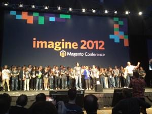 Magento Imagine 2012