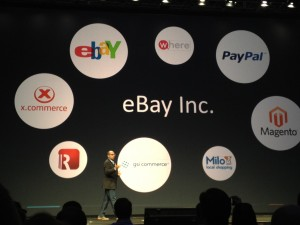 Magento Imagine 2012 eBay inc