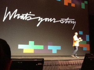 Magento Imagine 2012 : what's your story