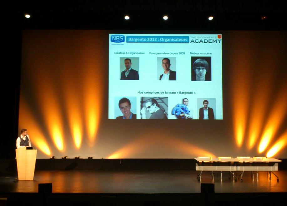 Keynote bargento 2012