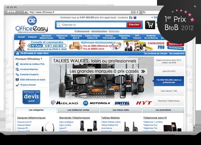 1er prix pour 1er site magento r alis par l 39 agence dn 39 - Tout les site de vente en ligne ...