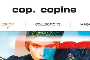 Création site Cop.Copine par l'Agence Dn'D