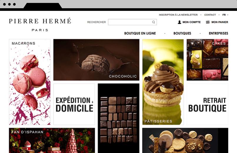 Boutique en ligne pierre herm paris agence dnd - Pierre herme boutique en ligne ...