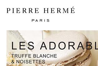 Agence Dn'D - Site E-Commerce Pierre Hermé Paris