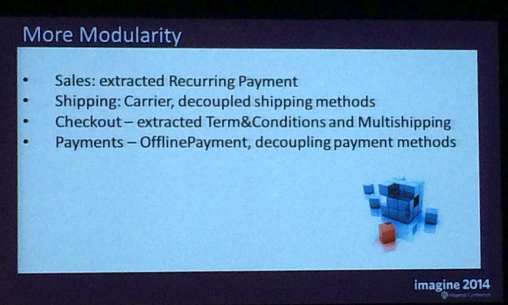 more modularity magento2 magentoimagine 2014