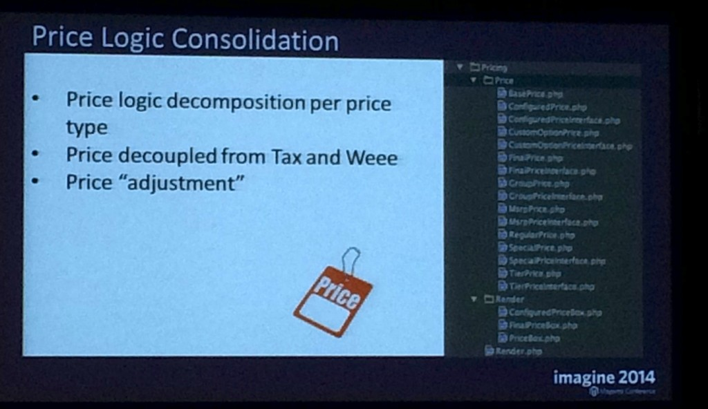 Price logic consolidation magento2 magentoimagine-2014