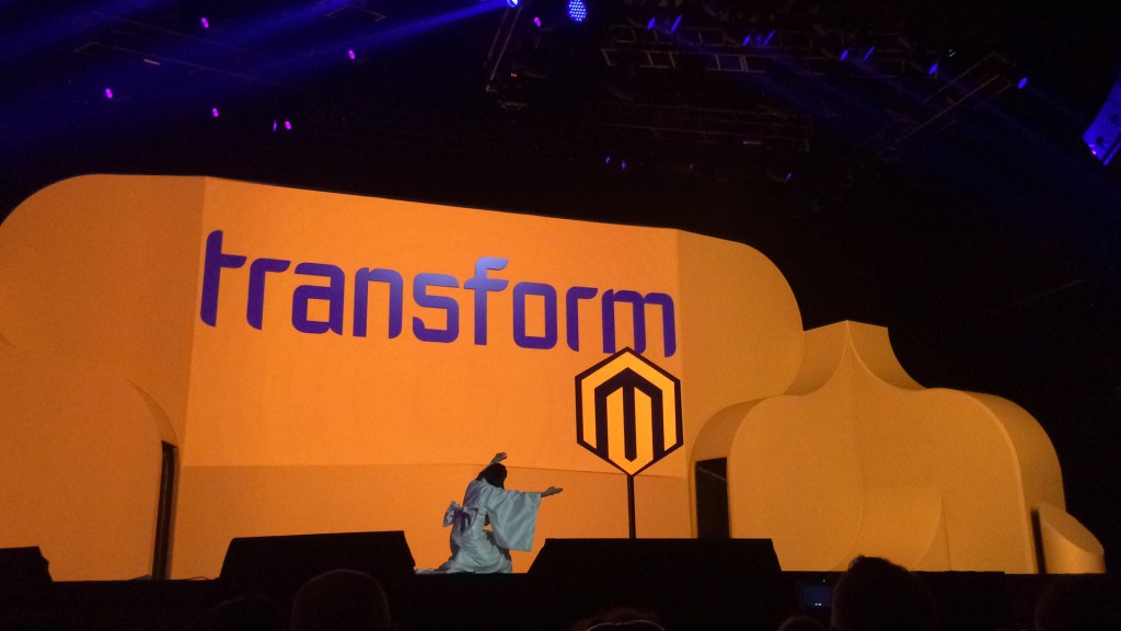 Keynote Transform MagentoImagine 2014