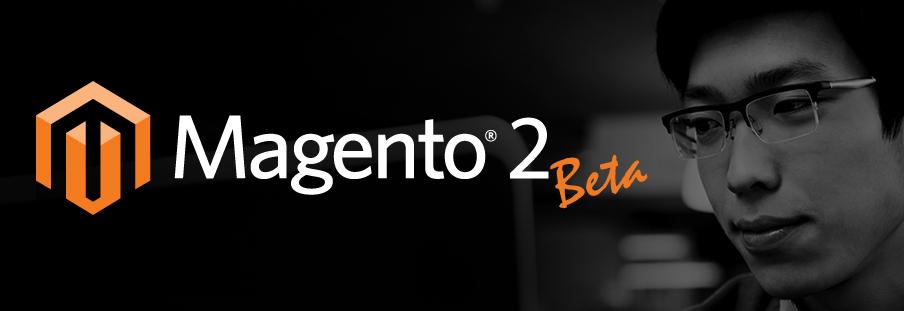 Nouveau Magento 2 Beta
