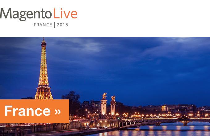 Magento Live Paris 2015