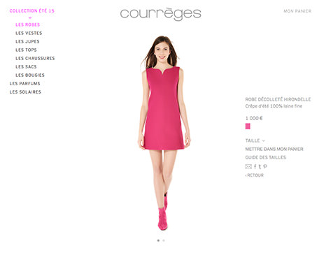 Agence-DND-Creation-Site-ECommerce-Courreges-Paris