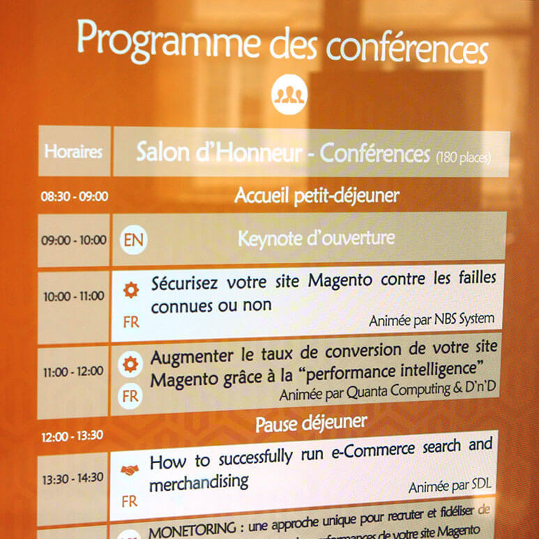 Agence Dn'D au Bargento 2015