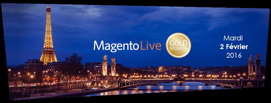 Agence Dn'D Gold Sponsor MagentoLive 2016