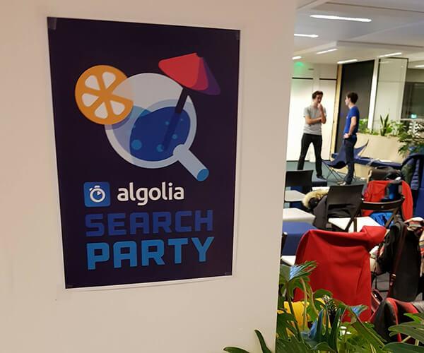 DnD-AlgoliaSearchParty