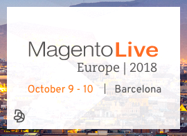 Agence Dn'D Gold Sponsor de MagentoLive Europe 2018