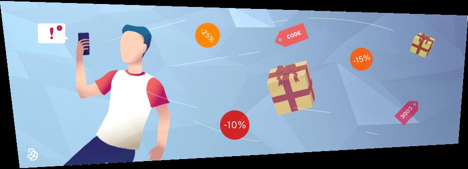 code promo stratégie webmarketing