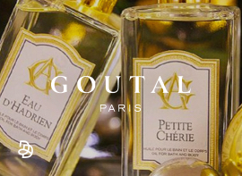 Goutal Paris - refonte du site E-Commerce