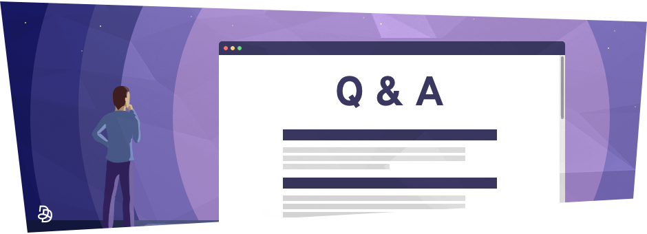 page FAQ site E-Commerce