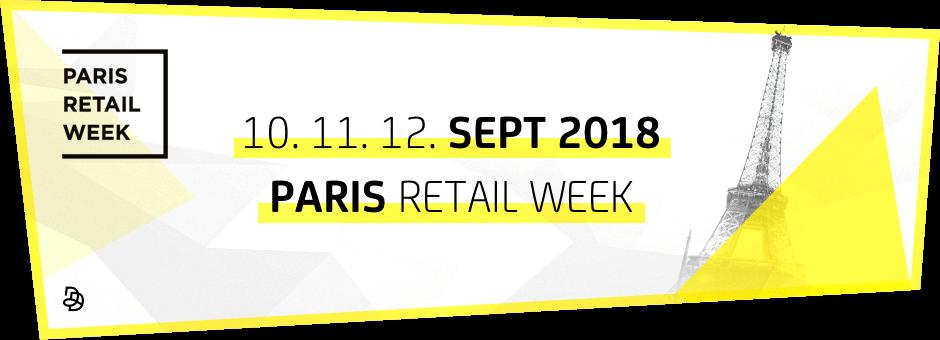 Agence Dn'D présente au Paris Retail Week 2018