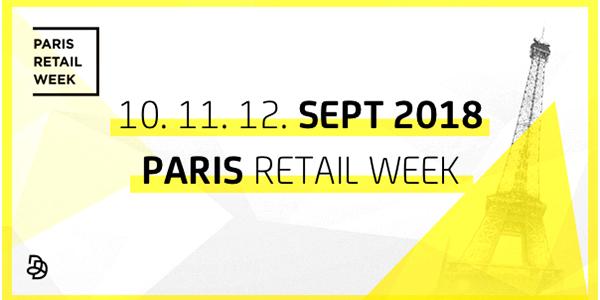 salon E-Commerce Paris Retail Week 2018
