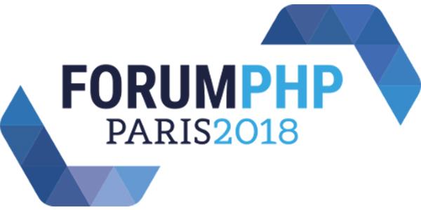 événement Forum PHP 2018