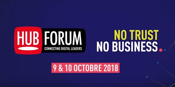 événement Hubforum 2018