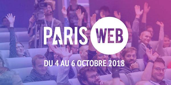 événement Paris Web