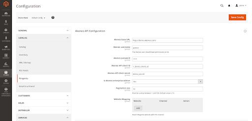 nouveau module PIMGento2 API