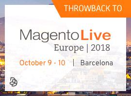 MagentoLive Europe 2018 - récap