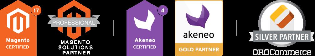 17 Développeurs certifiés Magento