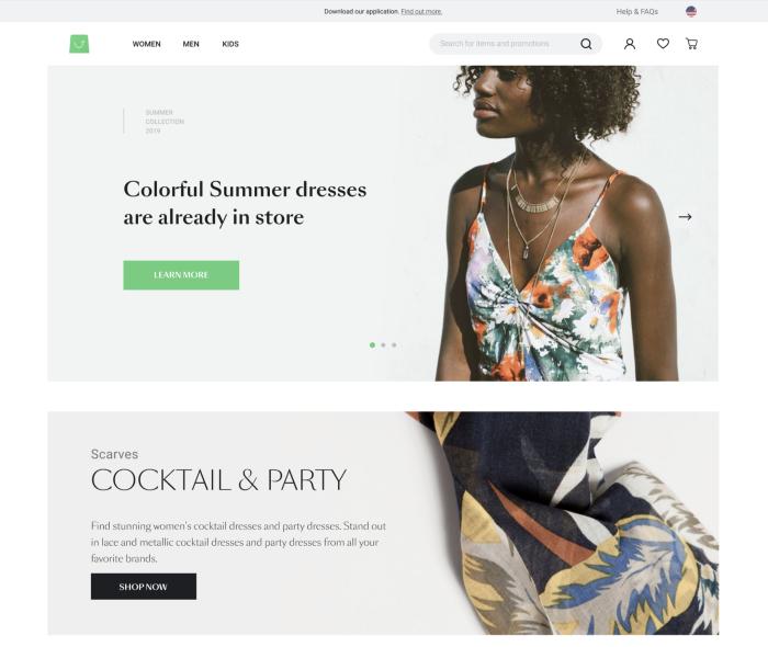 Vue Storefront prépare sa version 2 0 | Agence DnD