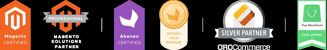 20 Développeurs certifiés Magento