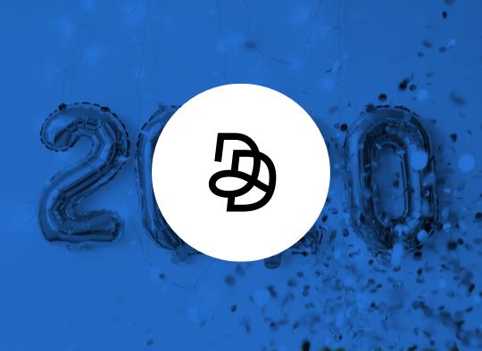 Agence Dn'D - rétrospective 2020 , nouvelle année 2021 - miniature blog