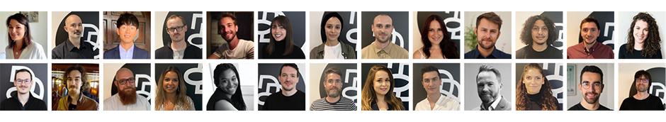 DTeam Nouveaux Collaborateurs 2020 - Agence DnD
