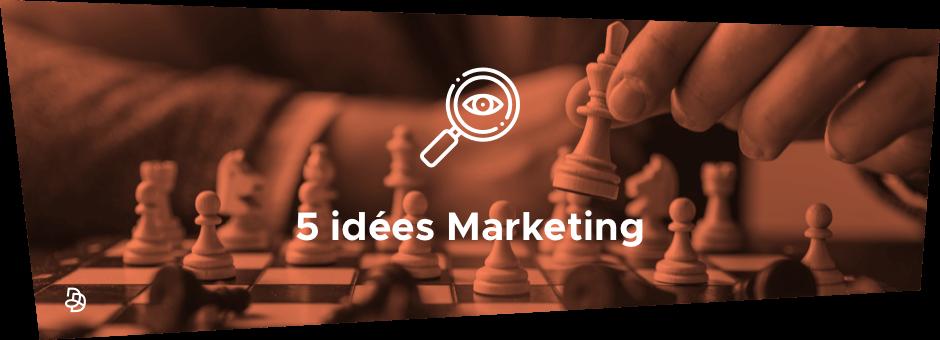 DND-Banner - 5 idées Marketing pour vous différencier de vos concurrents !