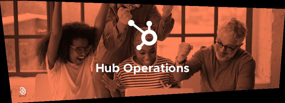 Banner VS - DND HubSpot - Hub Operations